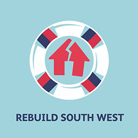 Rebuild South West logo